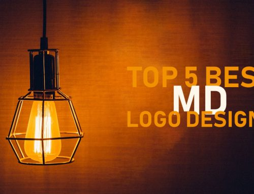 MD logo design (My TOP 5 best)